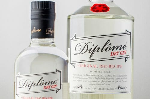 Diplome 2 sizes smll Discover: Historic 1945 French Diplôme Dry Gin - EAT LOVE SAVOR International luxury lifestyle magazine and bookazines