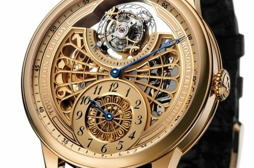 l leroy AUTOMATIC TOURBILLON REGULATOR Editors Picks: Top 10 Timepieces On View at Baselworld 2016 - EAT LOVE SAVOR International luxury lifestyle magazine, bookazines & luxury community