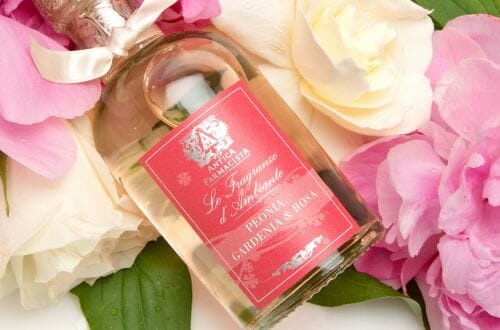 Antica Farmacista Peonia gardenia and rosa For the Love of Fragrance: Antica Farmacista Peonia, Gardenia and Rosa - EAT LOVE SAVOR International luxury lifestyle magazine, bookazines & luxury community