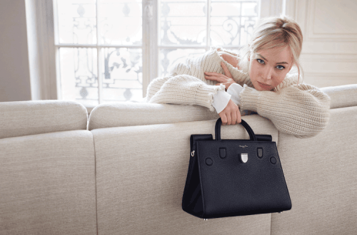 Diorever bullcalf leather black Diorever Another Elegant Timeless Classic Handbag from Iconic DIOR - EAT LOVE SAVOR International luxury lifestyle magazine, bookazines & luxury community
