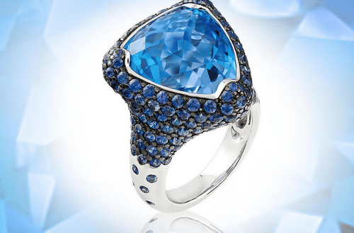 selected jewels crown of the sea Beautiful Things: Crown of the Sea by Selected Jewels - EAT LOVE SAVOR International luxury lifestyle magazine and bookazines