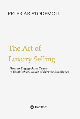 the art of luxury selling book