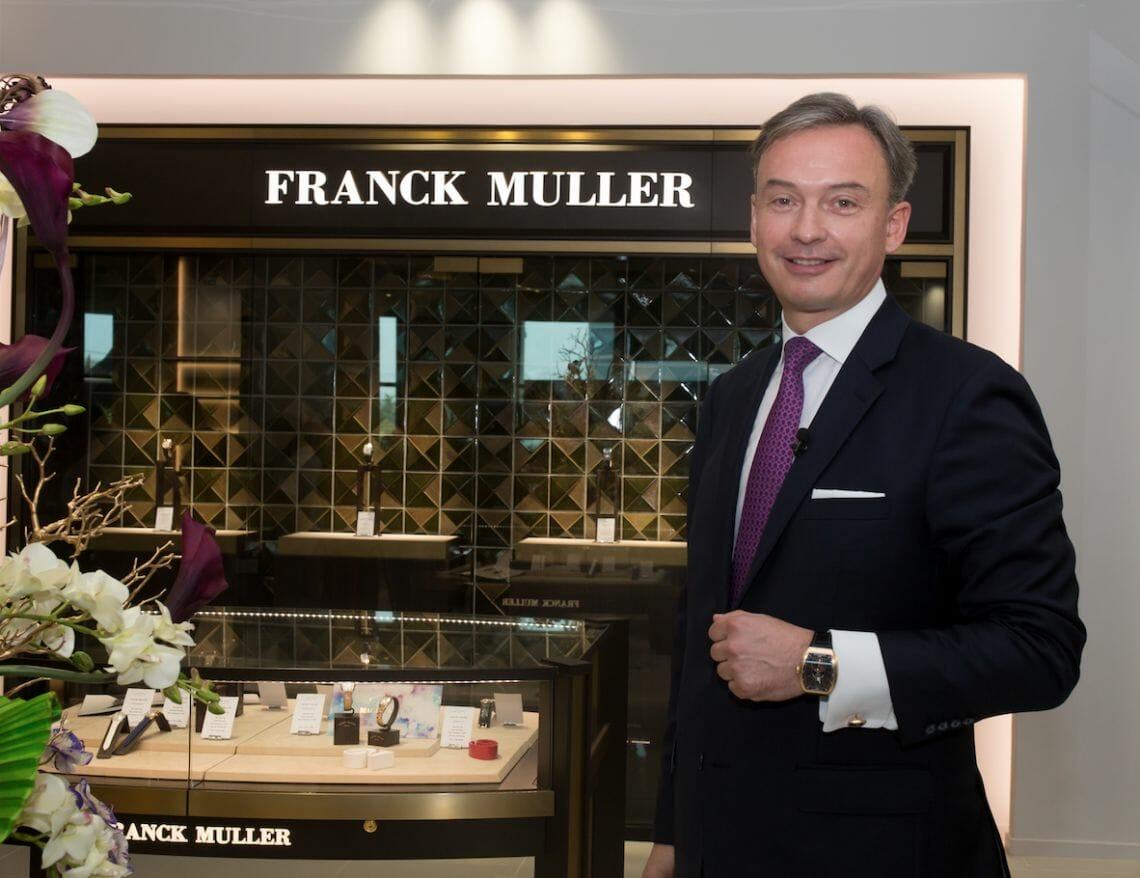 Franck Muller Myanmar Franck Muller Opens the First Luxury Boutique in Yangon, Myanmar - EAT LOVE SAVOR International luxury lifestyle magazine and bookazines
