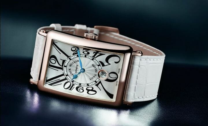 Franck Muller ladies Long Island collection