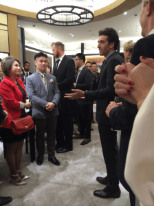 Jaeger LeCoultre Vancouver opening president talks Jaeger-LeCoultre Boutiques Appeal to Cosmopolitan Clientele in Toronto and Vancouver - EAT LOVE SAVOR International luxury lifestyle magazine and bookazines