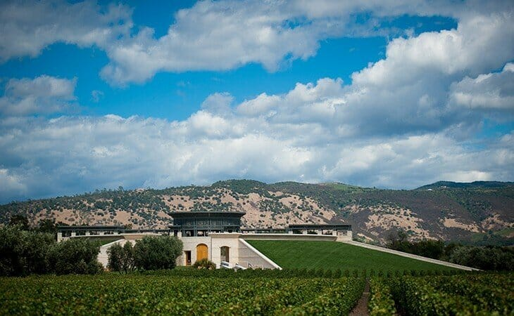 Opus one winery Wine Route: Opus One Winery - EAT LOVE SAVOR International luxury lifestyle magazine and bookazines