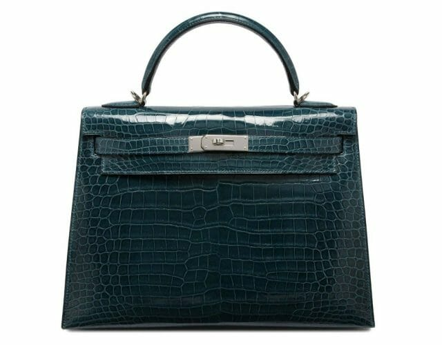 Kelly Blue Colvert bag
