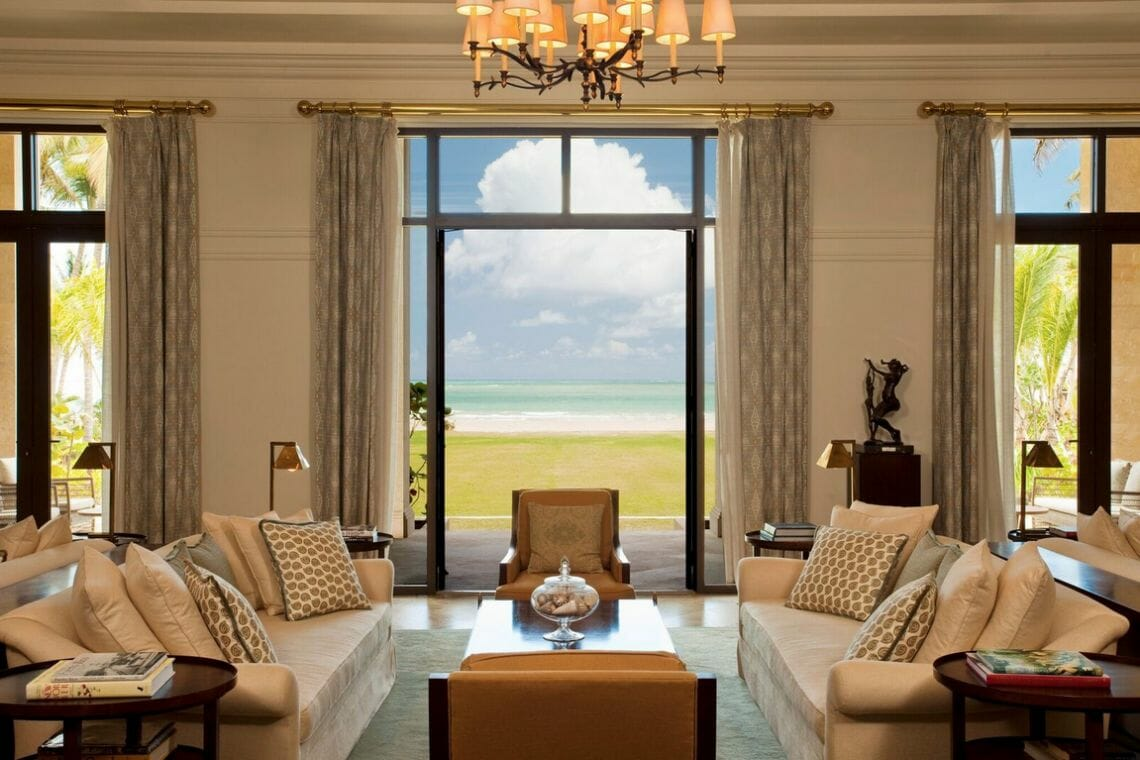 St Regis plantation house Puerto Rico The St. Regis Bahia Beach Resort Launches Meditation Experience Be Here, Be Now - EAT LOVE SAVOR International luxury lifestyle magazine, bookazines & luxury community