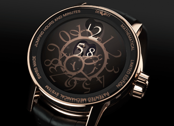 dewitt academia mathmatical watch Discover: DeWitt Manufacture's 4th Concept Watch - Academia Mathematical - EAT LOVE SAVOR International luxury lifestyle magazine and bookazines