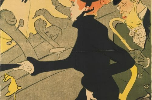 2421 46 Swann Auction Galleries lead Vintage Posters Auctions with Rare Toulouse-Lautrec designs - EAT LOVE SAVOR International luxury lifestyle magazine and bookazines