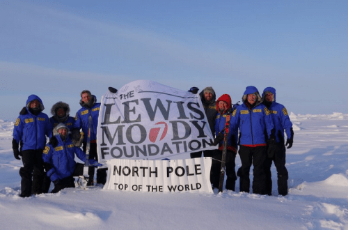 YCo and headnorth Y.CO And Lewis Moody Announce New Extreme Challenges For Charity - EAT LOVE SAVOR International luxury lifestyle magazine and bookazines