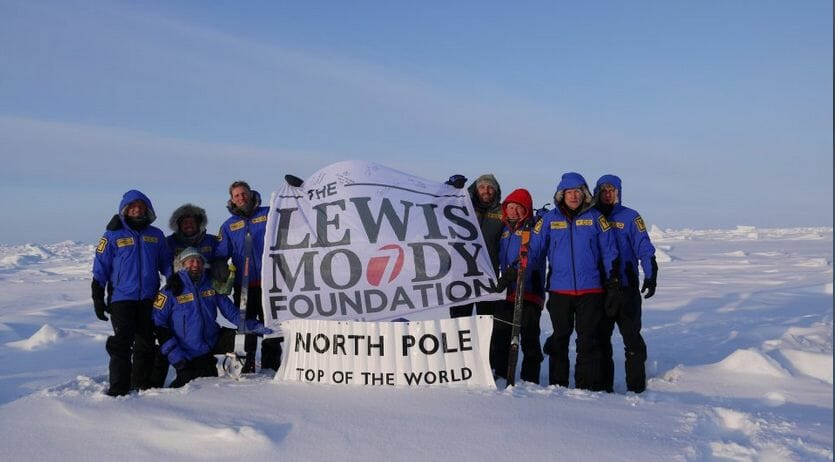 YCo and headnorth Y.CO And Lewis Moody Announce New Extreme Challenges For Charity - EAT LOVE SAVOR International luxury lifestyle magazine, bookazines & luxury community
