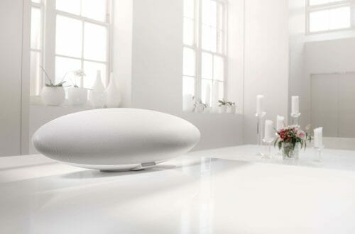 Zeppelin Wireless White 7 Elegant White Version of the Legendary Zeppelin Wireless Music System - EAT LOVE SAVOR International luxury lifestyle magazine and bookazines