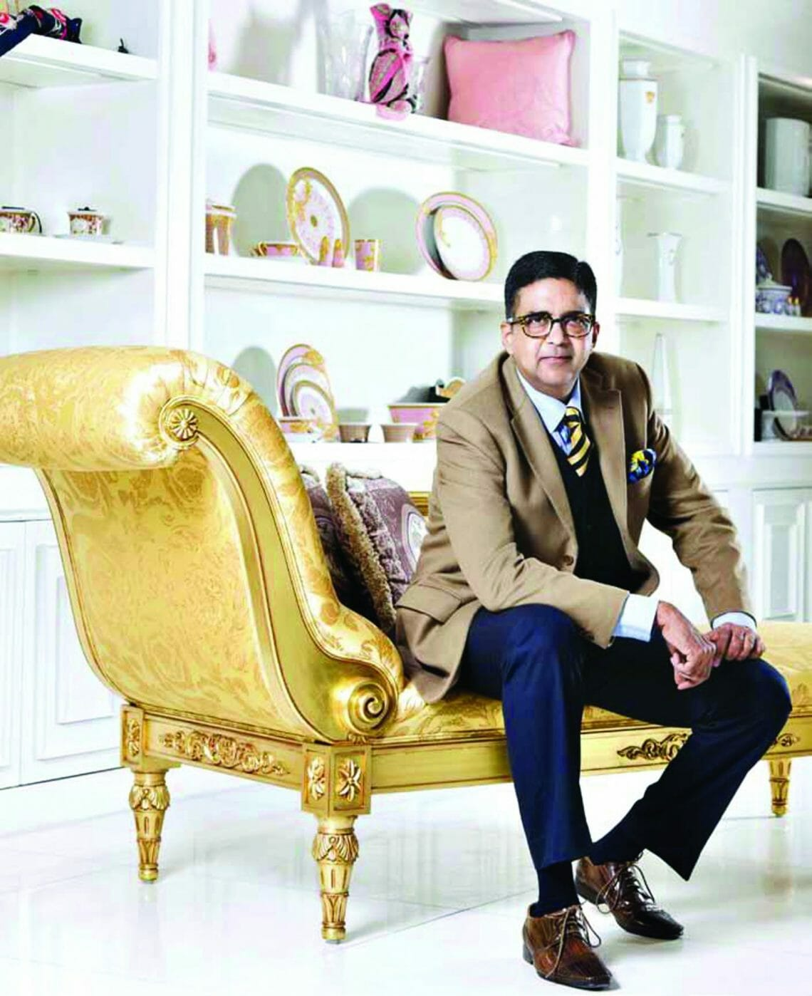 abhay sir 1 Meet our Luxury Awards Judges: Abhay Gupta, CEO of Luxury Connect & Luxury Connect Business School - EAT LOVE SAVOR International luxury lifestyle magazine and bookazines