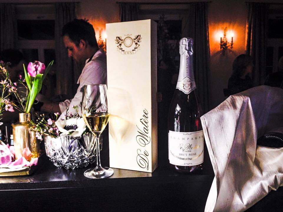 de watere champagne De Watère of Life: Champagne Steeped in Family Tradition - EAT LOVE SAVOR International Luxury Lifestyle Magazine