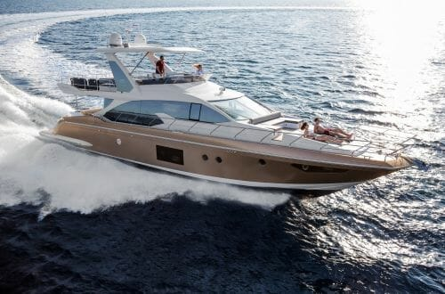 Azimut 66 yacht Azimut Yachts at the Cannes Yachting Festival 2016 with Fleet of 17 Yachts - EAT LOVE SAVOR International luxury lifestyle magazine and bookazines