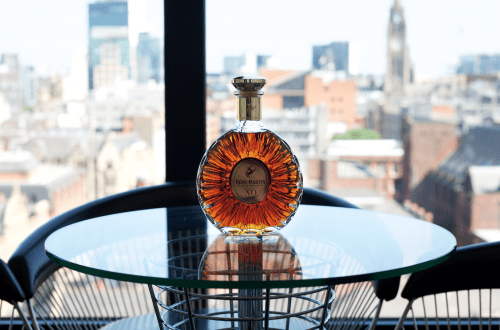 LMRM cognac on table La Maison Rémy Martin Heads to Manchester To Create La Maison Remy Martin Manchester House - EAT LOVE SAVOR International luxury lifestyle magazine and bookazines