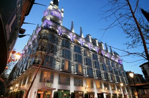 Hotel ME Madrid Reina Victoria Gourmet Escape: The Gastronomy and Passion of Spain - EAT LOVE SAVOR International luxury lifestyle magazine, bookazines & luxury community