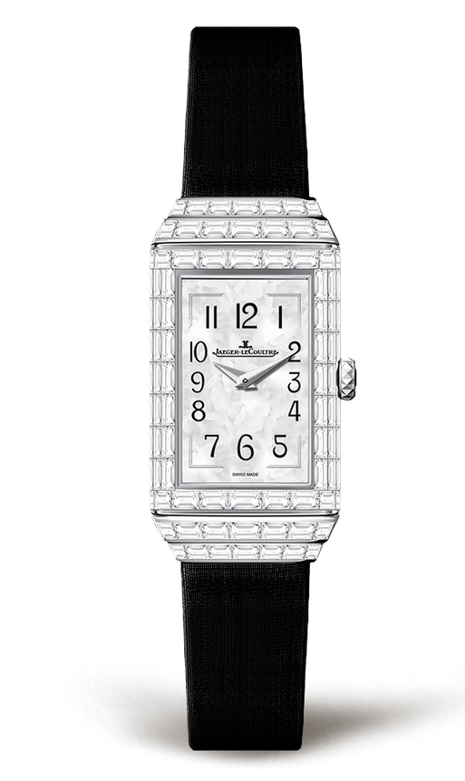 Jaeger-LeCoultre Reverso One High Jewelry White Gold watch