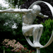 Volate by Lorenzo Quinn Rare Bronze Sculpture from Edition on Display at Prince Charles's Country Home Being Auctioned at Mallams - EAT LOVE SAVOR International luxury lifestyle magazine and bookazines