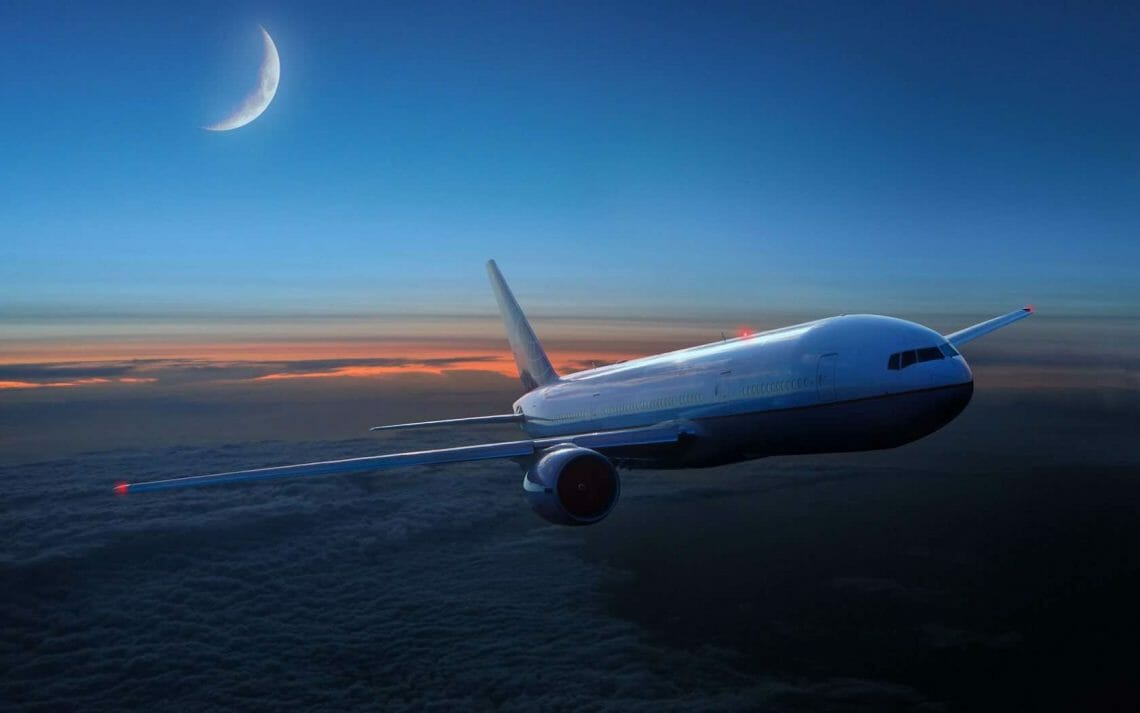 private jet services commercial aircraft night At Your Service: Private Jet Services - EAT LOVE SAVOR International Luxury Lifestyle Magazine