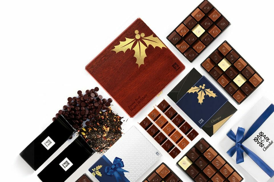 zchocolate Carrou Noel zChocolate Exceptional Chocolate Beautifully Presented with VIP Membership and Gift Services - EAT LOVE SAVOR International luxury lifestyle magazine, bookazines & luxury community