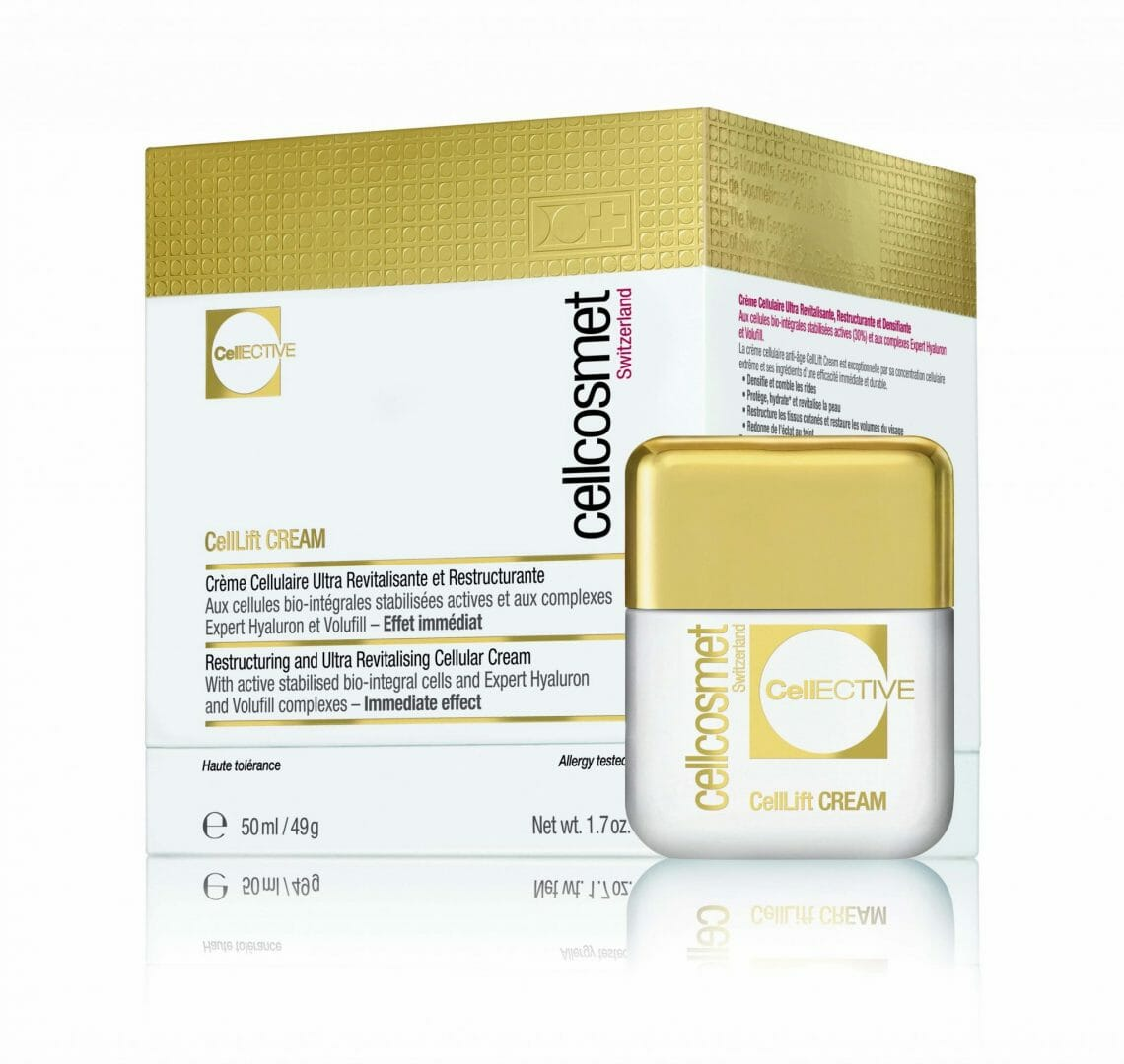 I.2114.1501 V01 BROCH CellLift Cream 50 Luxury Beauty: Cellcosmet CellEctive CellLift Cream Radiance and Youth Booster - EAT LOVE SAVOR International luxury lifestyle magazine and bookazines