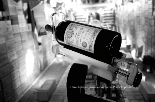 Purity Imperial with Petrus Discover the Hyper-Luxury of Purity Impérial Made for the Wine Grand Connoisseur - EAT LOVE SAVOR International Luxury Lifestyle Magazine