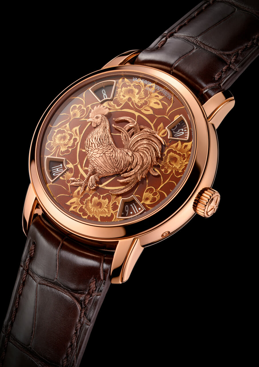 86073 000r b153 r 1344226 Métiers d'Art The Legend of the Chinese Zodiac Year of the Rooster - EAT LOVE SAVOR International Luxury Lifestyle Magazine