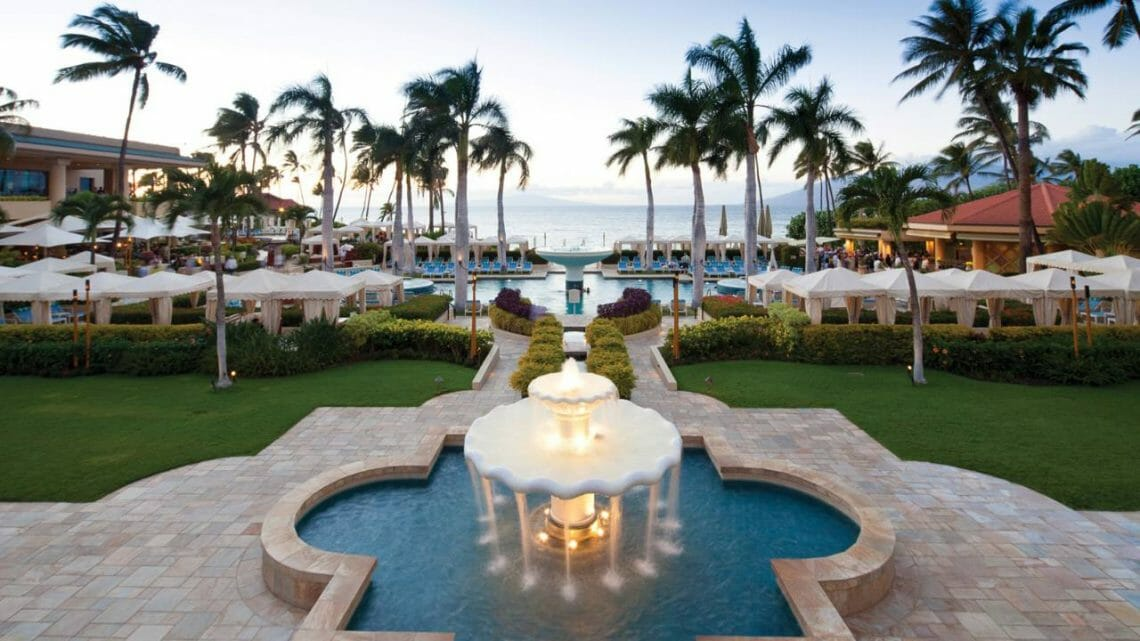 Four Seasons Maui - eat love savor luxury lifestyle magazine