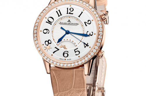 Jaeger LeCoultre Rendez Vous Sonatina Large in pink gold Dawning of a New Day for the Rendez-Vous Collection - EAT LOVE SAVOR International Luxury Lifestyle Magazine
