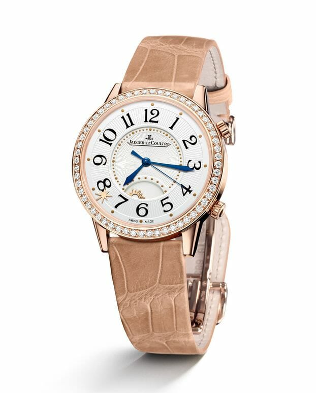 Jaeger LeCoultre Rendez Vous Sonatina Large in pink gold Dawning of a New Day for the Rendez-Vous Collection - EAT LOVE SAVOR International luxury lifestyle magazine and bookazines
