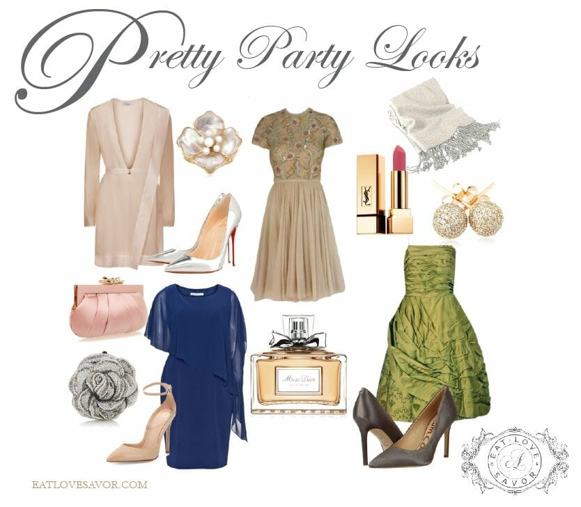 pretty party looks - eat love savor luxury lifestyle magazine