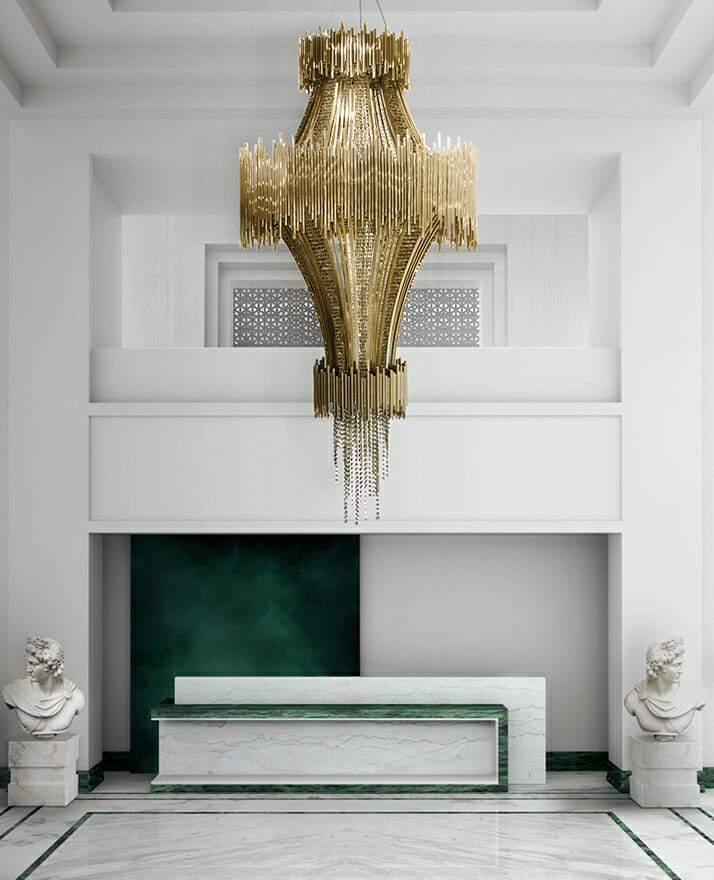 scala chandelier detail 02 Luxury Home Edit: Stylish Chandeliers - EAT LOVE SAVOR International luxury lifestyle magazine, bookazines & luxury community