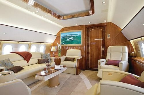 DreamMaker Whilst the guests feet are on the ground $13,875,000 Private Jet Trip Circumnavigating the Globe - EAT LOVE SAVOR International luxury lifestyle magazine and bookazines