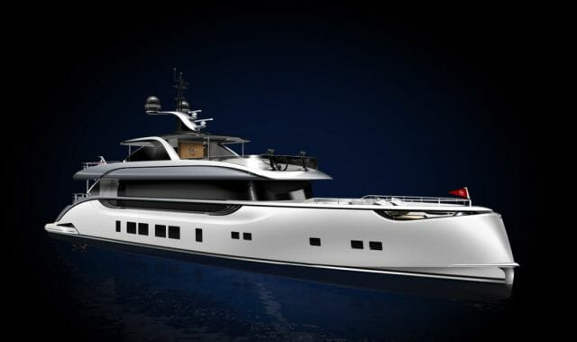 Dynamic yacht Dynamiq – The New Name In Superyachts From Monaco Starts A Revolution With Its Grand Touring Series - EAT LOVE SAVOR International luxury lifestyle magazine, bookazines & luxury community