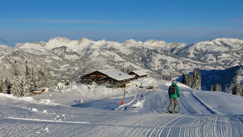 Gstaad pistes The 3 Best Alpine Ski Resorts for Families - EAT LOVE SAVOR International luxury lifestyle magazine and bookazines