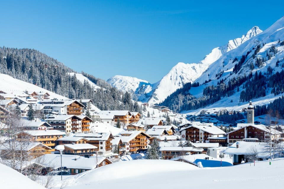 Lech Austria The 3 Best Alpine Ski Resorts for Families - EAT LOVE SAVOR International luxury lifestyle magazine and bookazines