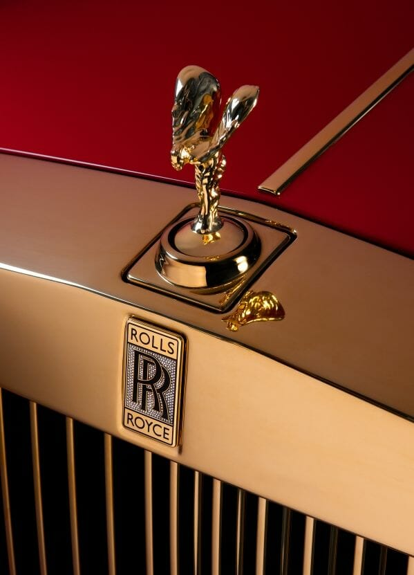 P90246578 lowRes two gold infused pha Two Gold Infused Phantoms Join Rolls-Royce Collection Destined For THE 13 Hotel, Macau - EAT LOVE SAVOR International Luxury Lifestyle Magazine