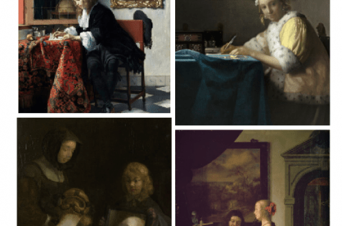 museum moment vermeer and the masters of genre painting Museum Moment: Vermeer and the Masters of Genre Painting - EAT LOVE SAVOR International luxury lifestyle magazine, bookazines & luxury community