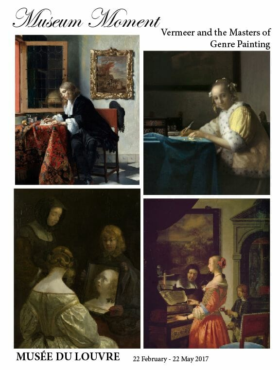 museum moment vermeer and the masters of genre painting Museum Moment: Vermeer and the Masters of Genre Painting - EAT LOVE SAVOR International Luxury Lifestyle Magazine
