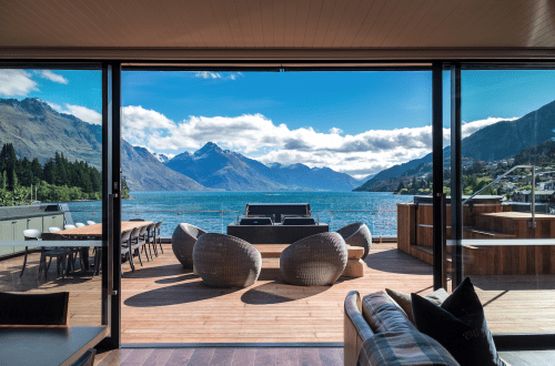 the penthouse eichardts deck and view New Zealand's priciest penthouse to pull $10k per night and new class of traveller - EAT LOVE SAVOR International luxury lifestyle magazine and bookazines