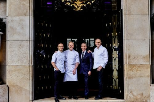 PAR 1214 aspect16x9 Four Seasons Paris Three Restaurants All Awarded Michelin Stars - EAT LOVE SAVOR International luxury lifestyle magazine, bookazines & luxury community