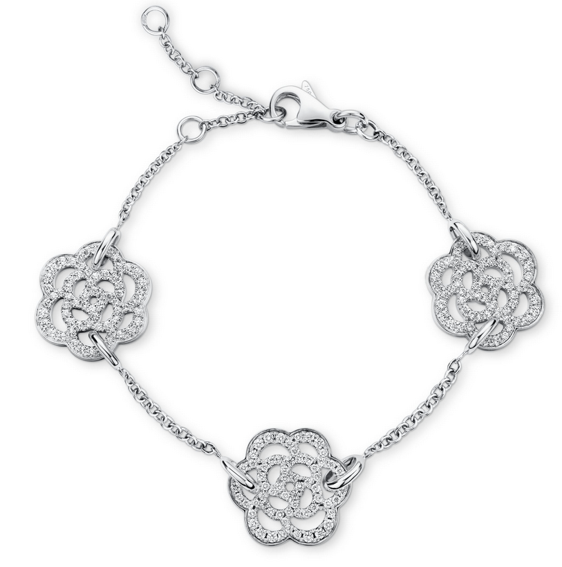 camelia bracelet chanel Chanel Bouton de Camélia Collection: Eternally Beautiful and Inspiring - EAT LOVE SAVOR International luxury lifestyle magazine, bookazines & luxury community