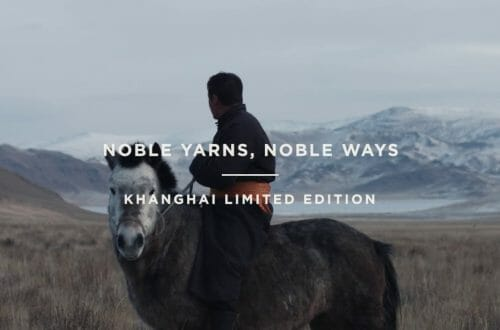 maxresdefault Huntsman Savile Row X Tengri 'Noble' Yak Fabrics - EAT LOVE SAVOR International luxury lifestyle magazine and bookazines