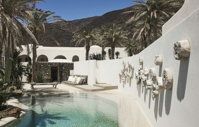 sikelia hotel pool Unique Seafront Escapes : Great Luxury Travel Destinations for 2017 - EAT LOVE SAVOR International Luxury Lifestyle Magazine