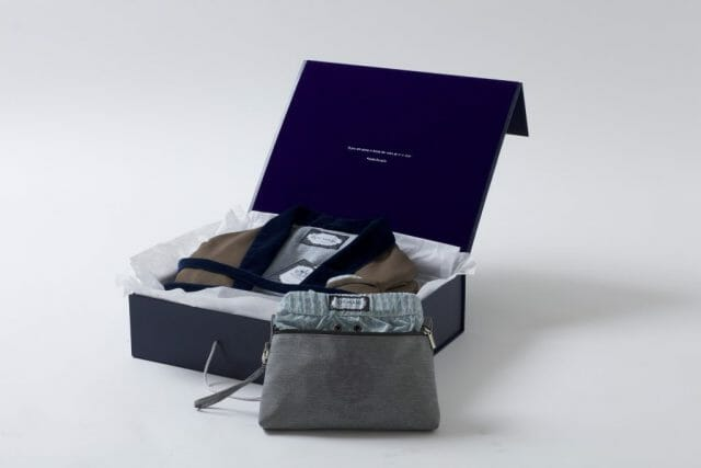 9716 Blazer box open and SS pouch SM Low Res 209 Mare - Doing For Men's Beachwear What Audemars Piguet Did For Sport Watches In 1972 - EAT LOVE SAVOR International luxury lifestyle magazine, bookazines & luxury community