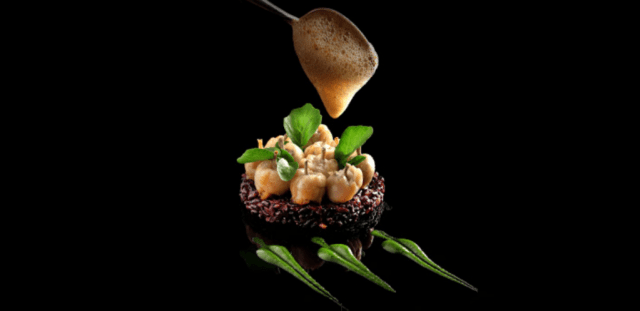 Azimut restaurant Courchevel Fine Dining in the Mountains: The Best Tables in Courchevel - EAT LOVE SAVOR International Luxury Lifestyle Magazine