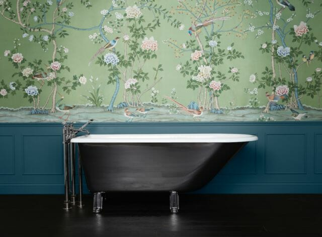 Drummonds Wandle bath - eat love savor luxury lifestyle magazine