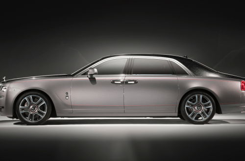 rolls royce ghost ex Rolls-Royce Brings Elegance to 2017 Geneva Motor Show Demonstrating the Many Facets Of Its Bespoke Capabilities - EAT LOVE SAVOR International luxury lifestyle magazine, bookazines & luxury community